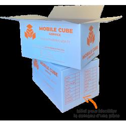Marquage carton déménagement