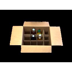 L'intérieur du carton