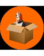 Cartons de déménagement les essentiels. Notre boutique en ligne.